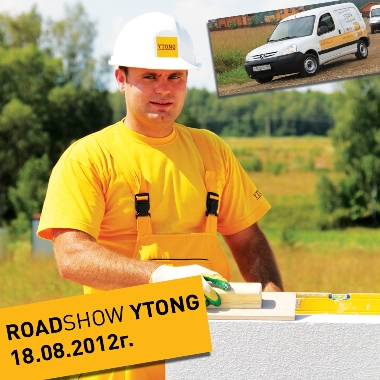 RoadShow YTONG 18 августа 2012
